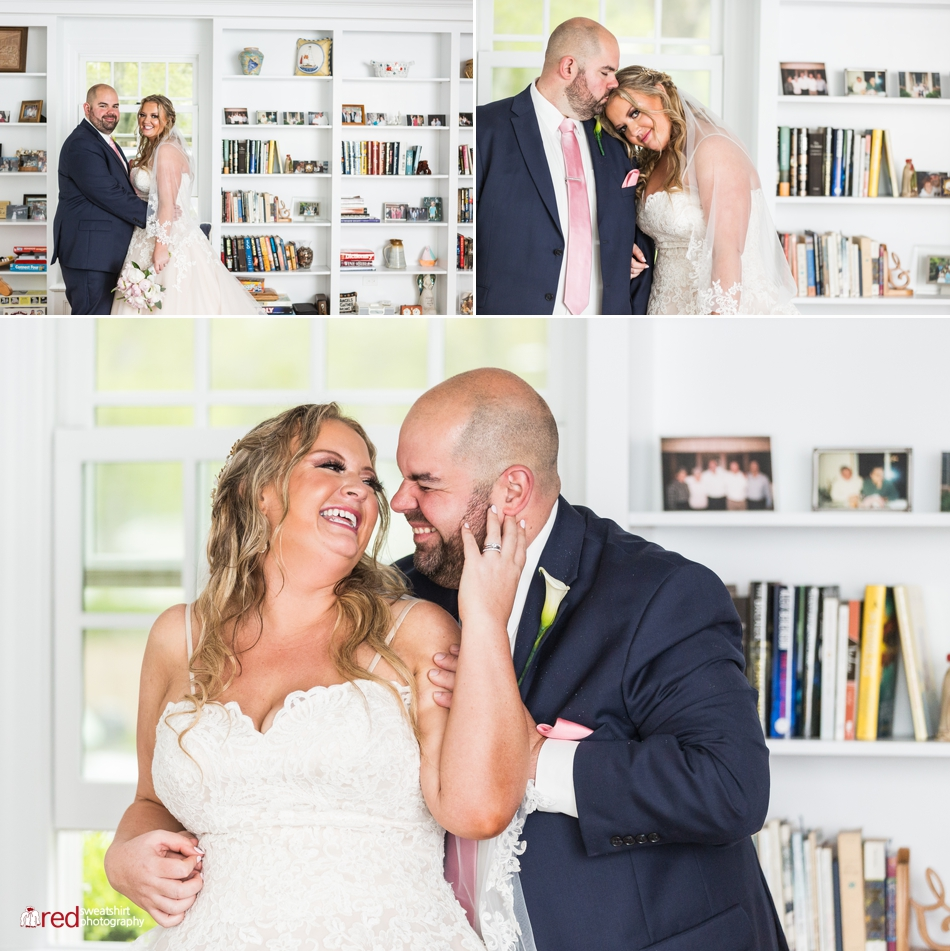 Kate and Paul married at The Pridwin Hotel on Shelter Island, NY.